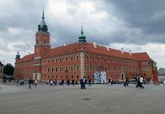 What i saw in Warsaw, old town