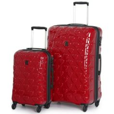 3D Heart Luggage Set at http://www.styledr.com/valentines-day