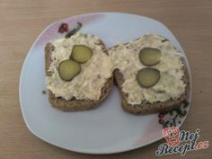 Minipizzy - 13 ks z jedné dávky) Tzatziki, Muffin, Cookies, Breakfast, Food, Crack Crackers, Morning Coffee, Eten, Cookie Recipes