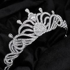Tiaras and Crowns Wedding Tiara Bridal Crown wedding tiaras for brides