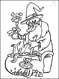 heksenfeestje: brouwsel maken, toverboek, toverspreuk