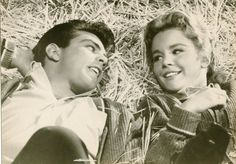 Fabian Forte & Tuesday Weld in High Time