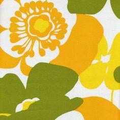 Alexander Henry House Designer - Fashion for the Home - Sophia in Citrus