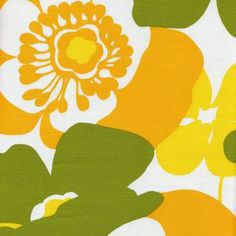 Great for wall art.....Alexander Henry House Designer - Fashion for the Home - Sophia in Citrus