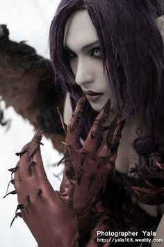Morgana(League of Legends)   Mikot - WorldCosplay