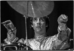 Keith Moon, The Who 1967