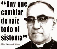 EL SALVADOR MI PAIS: Monseñor Romero: Ayer , hoy y siempre en El Salvador.