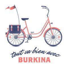 Tout va bien avec Burkina by Francisco Andriani.