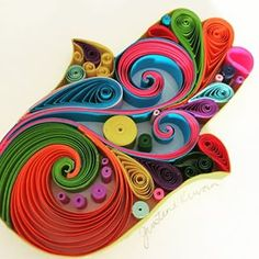 elaborate paper quilling patterns - Google Search Paper Quilling Patterns, Cuff Bracelets, Google Search, Drawing Drawing, Bangles