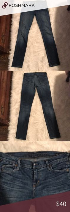 Citizens of humanity jeans Citizens of humanity low rise skinny leg jeans Citizens Of Humanity Jeans Skinny