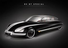 Citroen DS GT Special