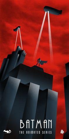 Batman: The Animated Series by rodolforever.deviantart.com on @deviantART
