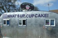 What's Up Cupcake Food Truck