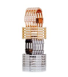 Love this tower of MelissaKayeJewelry Izzy