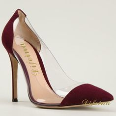 Wine clear pumps