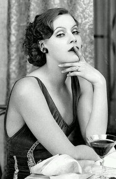 Greta Garbo in a publicity still for The Temptress in 1926