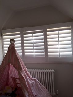 Traditional range shutters