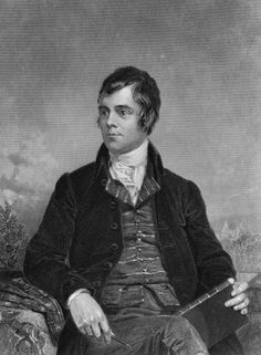 The of January is a special day for every Scot! It is the anniversary of Robert Burns', probably the most famous Scottish poet, birth! Rabbie Burns, The Bard of Ayrshire, Robden of Solway Firt… Scottish New Year, Scottish People, Scottish Culture, Robert Burns, Robbie Burns Night, Burns Supper, Auld Lang Syne, Portraits, Famous Men