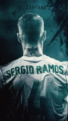 Sergio Ramos #football #realmadrid #art