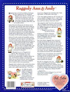 Raggedy Ann & Andy by Peck -Aubry - Kathy Pack - Álbuns da web do Picasa