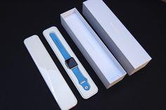 Apple's New Watch Packaging