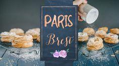 PARIS BREST - Um docinho maravilhoso francês :) - YouTube