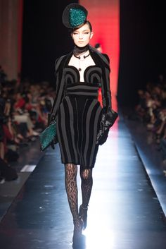 Jean Paul Gaultier Fall 2013 Couture - Collection - Gallery - Style.com
