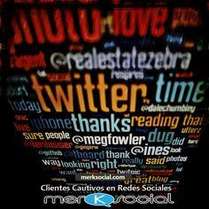 Evita la zona muerta de twitter. Como con cualquier otra plataforma, debes estar ahí cuando tus seguidores también estén ahí. Así evitarás trabajar de más y con muy poco resultados. Si deseas conocer más a fondo esta red social, visítanos en: http://www.merksocial.com