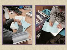 In the Classroom: Biography Foldables
