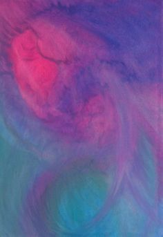 "Saatchi Online Artist Kelly Lynn Kimball; Painting, ""Love"" #art  www.lynncreations.com"