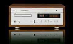 Luxman D-38u CD Player