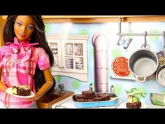 How to make Doll Food: Muffins | Plus Custom Equestria Monster Derpy Yelps - Doll Crafts - My Froggy Stuff-YouTube Barbie Food, Doll Food, Barbie Dolls, Barbie Stuff, Og Dolls, Doll Stuff, Doll Crafts, Diy Doll, My Froggy Stuff Videos