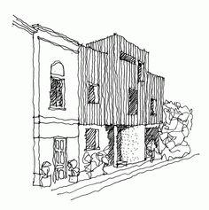 17a Highbury Terrace Mews  / Studio 54 Architecture