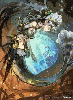 歌姫の侍女[Forcr of Will]
