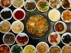 "Korean Side Dishes ""ban chan"""