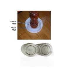 Bed Bug Trap ClimbUp Interceptor- 4 Pack by ClimbUp. $9.97. Traps any bed bugs coming to or going from your bed.. Aids in identifying and battling a bed bug infestation.. Easy to use with any bed, sofa or other furniture.. Use these innovative detectors to monitor bed bug activity. Place under bed , sofa or chair legs to create a trapping environment for bed bugs. If bed bugs are found in the interceptor, you have evidence of infestation. If no bugs are found, you ...