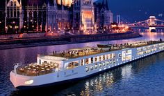 Viking River Cruises 15 days 5 countries I will be doing this