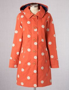 Rainy Day Mac - Boden USA (too coral/orange? navy dot is backordered...)