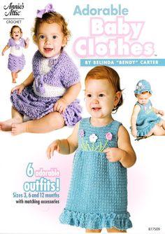 revista adorable baby clothes - Nany Ojeda - Picasa Web Albums