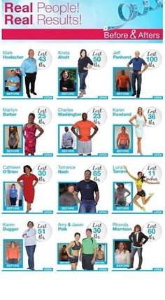 Real people! Real results! Contact me today so that I can help you achieve your health & weight loss goals! We have weight loss programs, sports nutrition & health & wellness products that are all natural & doctor recommended!  www.lashoncounts.firstfitness.com