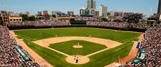 Wrigley Field, which was built in 1914, will be playing host to Major League Baseball for the 99th season in 2012 - and to the Cubs for the 97th year.