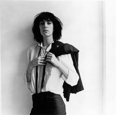 Robert Mapplethorpe  'Patti Smith'  1975  © Robert Mapplethorpe Foundation
