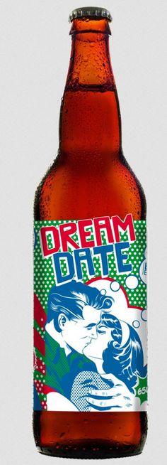 Burleigh Brewing Co. Dream Date Dark beer