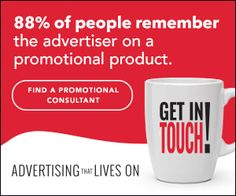 The effectiveness of the targeted use of promotional products is unsurpassed by any other media. The promotional product you select for your advertising project will be remembered long after a print ad, brochure or TV commercial will be...