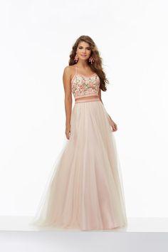 1a62cf89a646 Mori Lee, Prom Dresses 2017, Dream Dress, Two Pieces