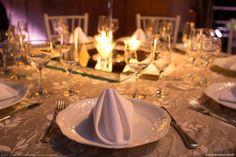 Wedding dinner decoration flowers - Decoração flores jantar casamento