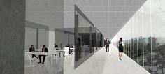 Extension of the WHO Headquarter Geneva, Yannick Troubat - BETA
