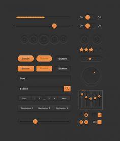 Orange UI Kit