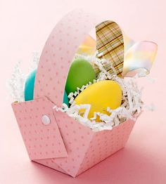 The Creek Line House: 16 of the Very Best DIY Easter Basket Ideas