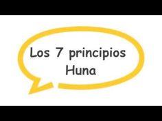 LOS 7 PRINCIPIOS HUNA del HO´OPONOPONO en un mapa mental - YouTube